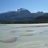 wide river south of Cochrane