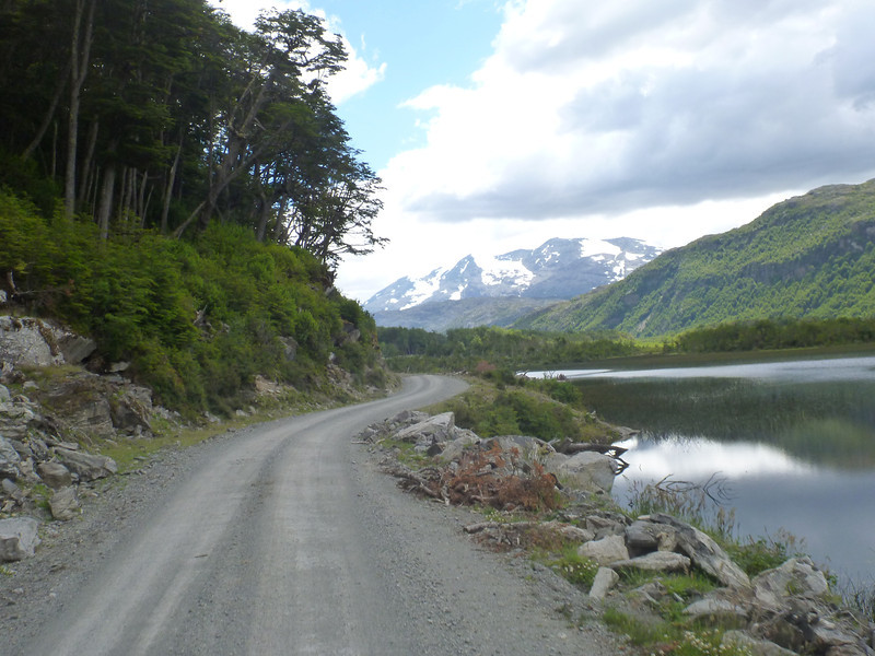 the Carretera Austral between Villa O'Higgins and Pto Yungay