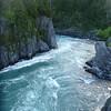 las Escalas, Reserva Nacional Futaleufú