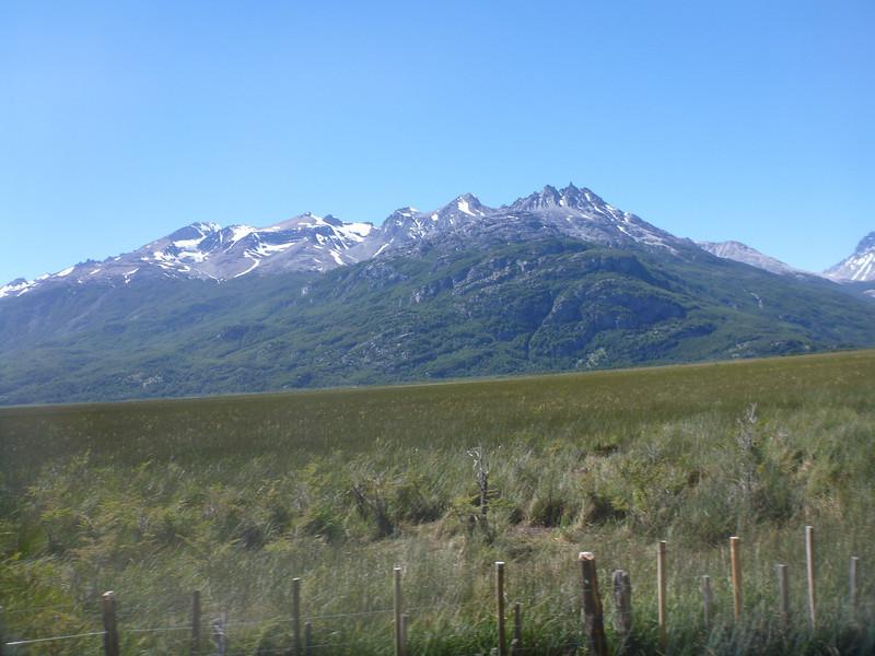 mountain views, Carretera Austral