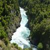 Cañon del Inferno, las Escalas, Reserva Nacional Futaleufú