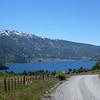 returning towards Lago General Carrera