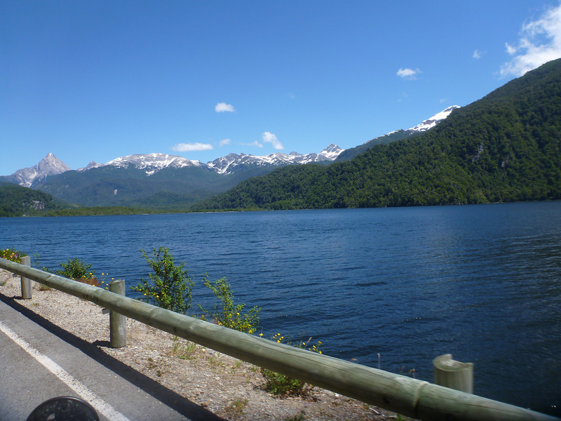 along the Carretera Austral (near Mañihuales)