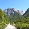 mountain view, Valle Exploradores