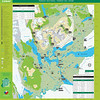 CONAF Torres del Paine trail map