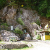 shrines at Virgin Falls, Carretera Austral
