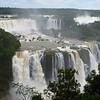 plateau of water  (Foz do Iguassu)
