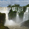 some of the span of the Argentine side, without tree  (Cataratas de Iguazú)