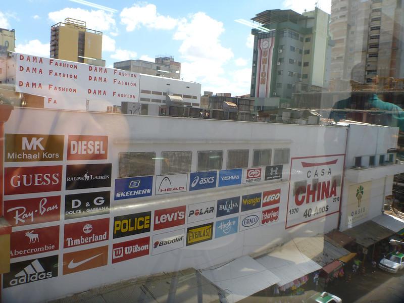 Shopping extravaganza, Ciudad del Este