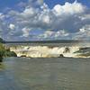 top of la Garganta del Diablo (Cataratas de Iguazú)