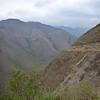 On the way to Kuelap, Peru