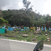 cemetery on the road to Sta Teresa