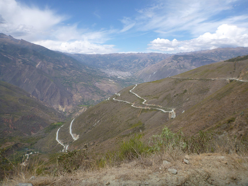 On the way to Abancay