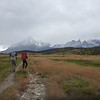 Start of Day 2, walking towards Cerro Paine Grande, Torres del Paine