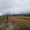 Start of Day 2, walking towards Cerro Paine Grande, Torres del Paine