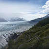 the vast stretches of Campo Hielo Sur, Torres del Paine