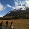 That way to see the Torres!  Torres del Paine