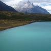 Cerro Paine Grande above Lago Pehoé, Torres del Paine