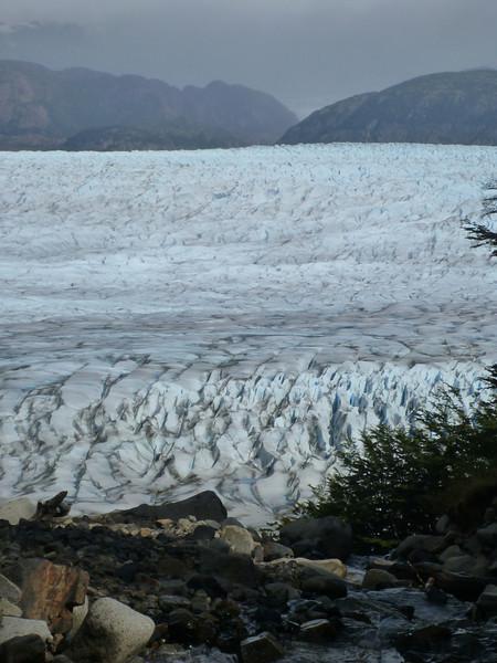 Formations of Glaciar Grey, Torres del Paine