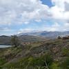 Nearing Hostería Las Torres, Torres del Paine