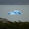 Iceberg.  Torres del Paine