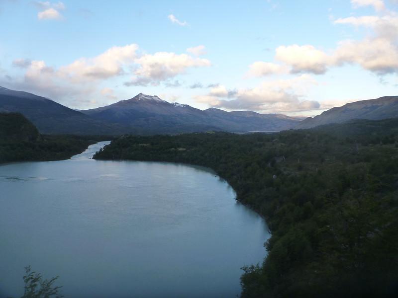 Lago Dickson, Torres del Paine