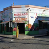 street corner market, Rocha, Uruguay