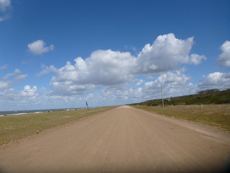 Following the coast to Punta del Este