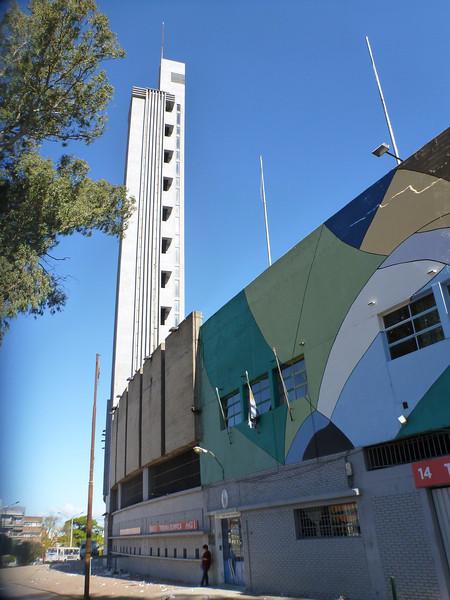 Estadio Centenario, Montevideo