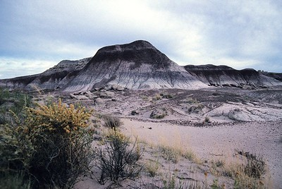 The Painted Desert.