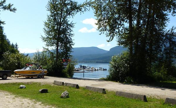 Mabel Lake FSR-Three Valley Gap