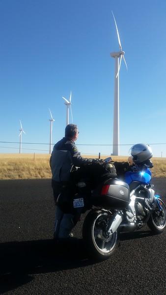 Motorcycle Trip 2015