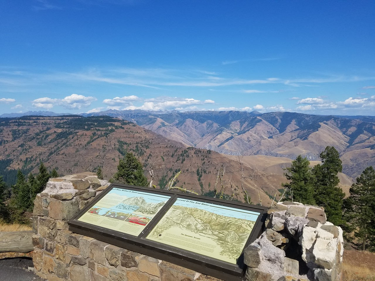 The Hells Canyon Overlook