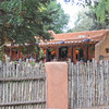 The Adobe and Pines B&B in Taos.