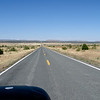 Looking back on the way from Las Vegas to Tucumcari. Again, a long way for a straight road.
