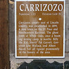 Carrizozo was my point to jump off highway 380 and head North to Mountainair.
