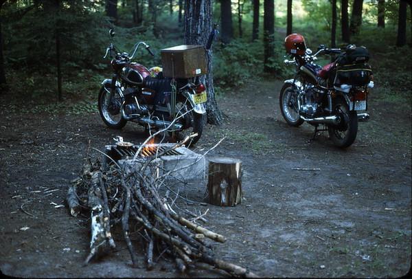 Ranger Lake Ontario 1977