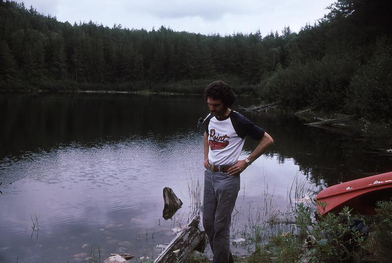 Knothole Lake 1980