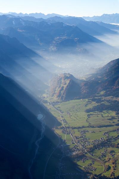 Klostertal und Walgau