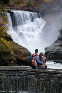 Lower Falls, Letchworth State Park, NY