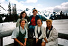 THE PARADISE INN SNACK BAR CREW<br /> Once Paradise was re-opened for the spring, Lisa went to work at the snack bar for a while, until Sunrise was opened. That usually took a while for snow removal.