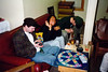TRIVIAL PURSUIT<br /> Macy Dorm, Longmire<br /> <br /> Trivial Pursuit was one of our favorite games, at which I was a near master. I can't remember the cute girl's name, but I would be moving into her room when she left. At this time, I was still in the room halfway down the hall -- The Cell, as I called it.
