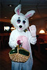 THE EASTER BUNNY<br /> Here we have one of the Longmire cooks, Mark Honda, decked out as the Easter Bunny.