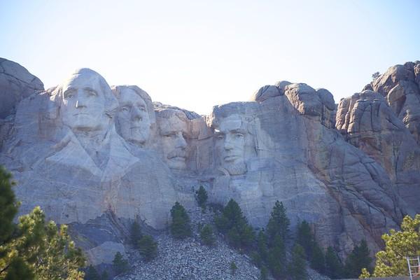 Mount Rushmore 2018
