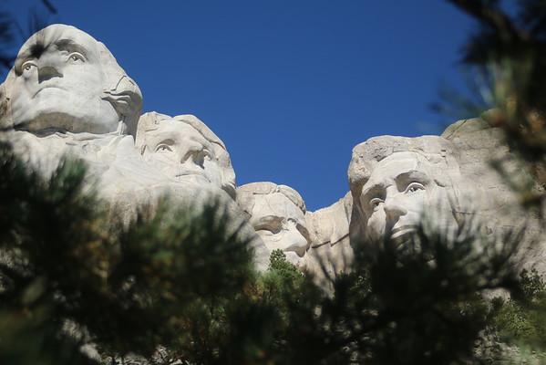 Mount Rushmore Part 1