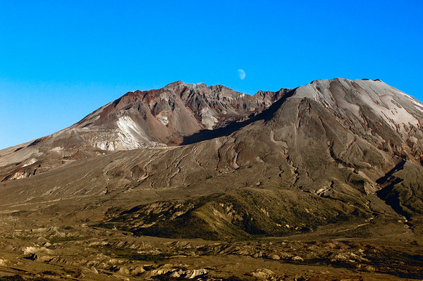 Mount St Helens 08/11/2008