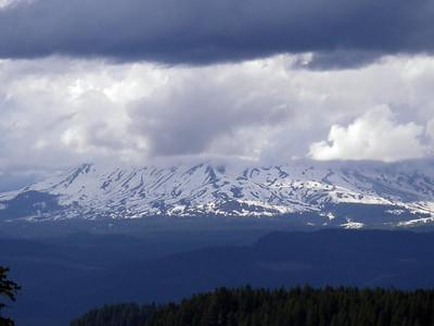 Mount St Helens, WA Area Visit May 21, 2006