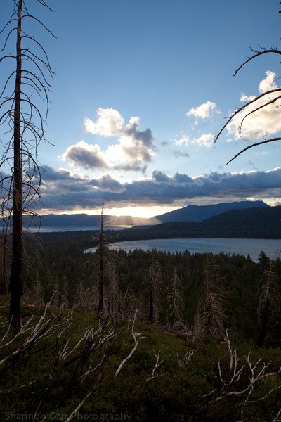 Mount Tallac Climb - Tahoe 2012