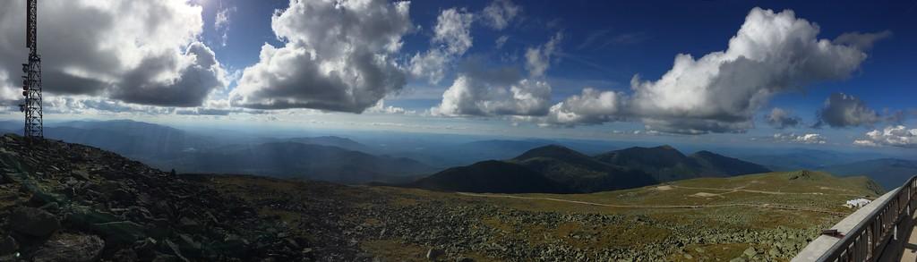 Mount Washington 8/2017