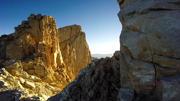 Mount Whitney Summit in California